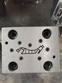 wpc skirting board mold