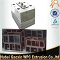 wpc structure mold