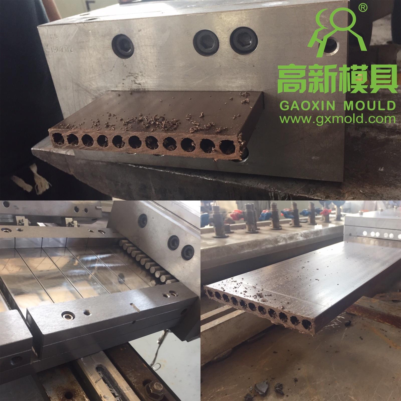 PVC and vinyl decks mold 1