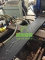 polymer composite deck board mold