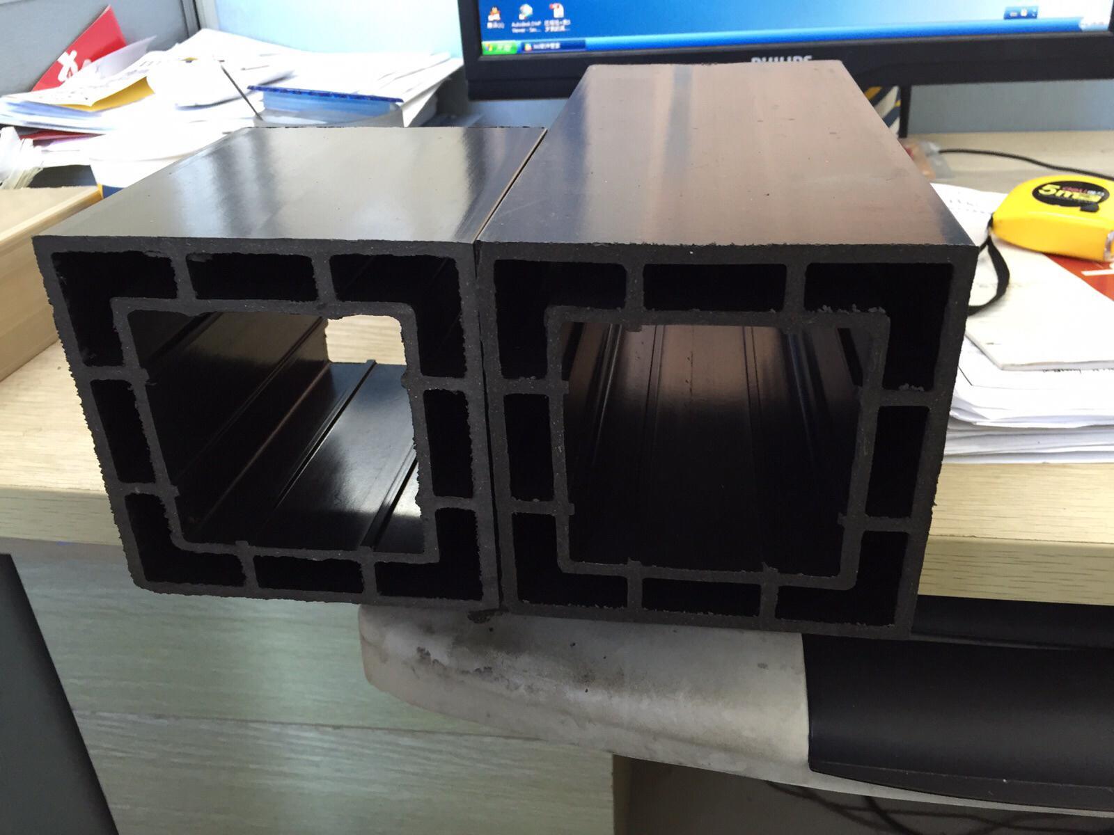 木塑立柱方柱模具 2