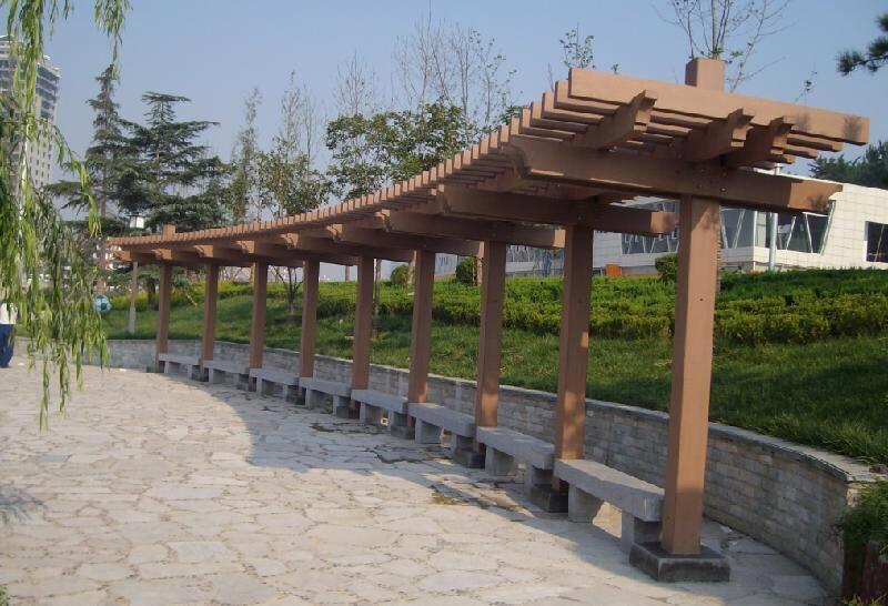 木塑立柱方柱模具 3
