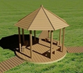 木塑立柱方柱模具