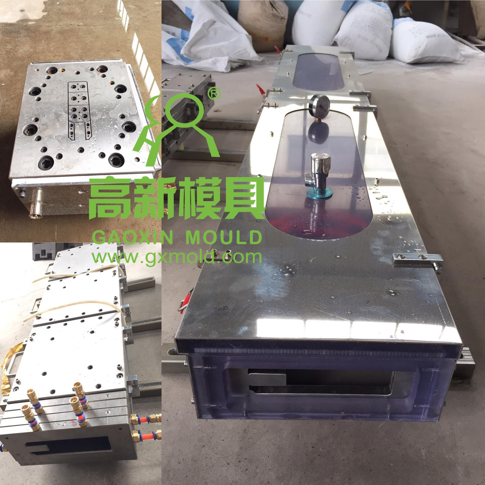 plastic processing mould 2