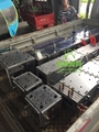 plastic processing mould