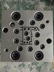 塑鋼型材擠出模具