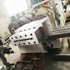 high quality WPC extrusion dies mould factory