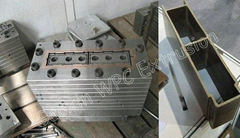 high quality WPC dies for extrusion mould factory