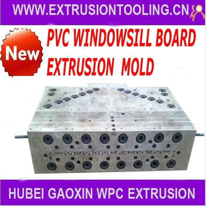 PVC windowsill board mould high quality