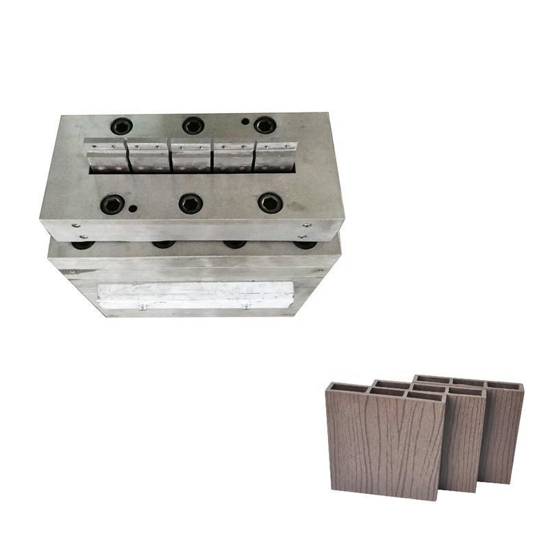 hot sale composite decking flooring extrusion mould  1