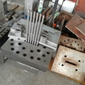 hot sale wpc coextrusion decking extrusion mould  2