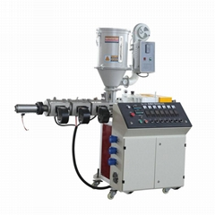 special co-extruder for WPC capped profile making extrusion machine