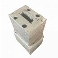 high quality composite  plastic decking molding tool plastic mouldings plastic e 5