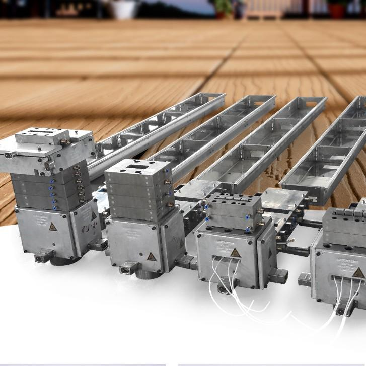hot sale wpc decking extrusion mould  12