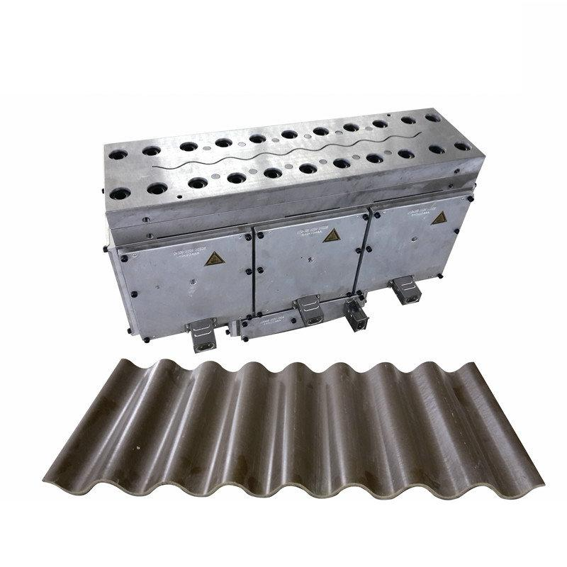hot sale wpc decking extrusion mould extrusion die  8