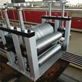 WPC decking embossing machine