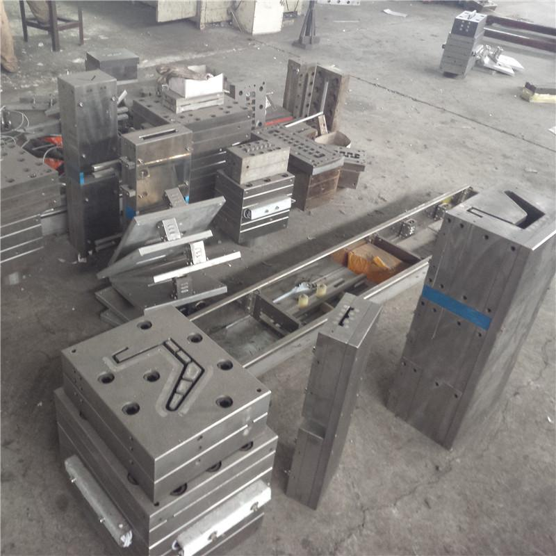 high quality wpc decking extrusion mould extrusion die 5