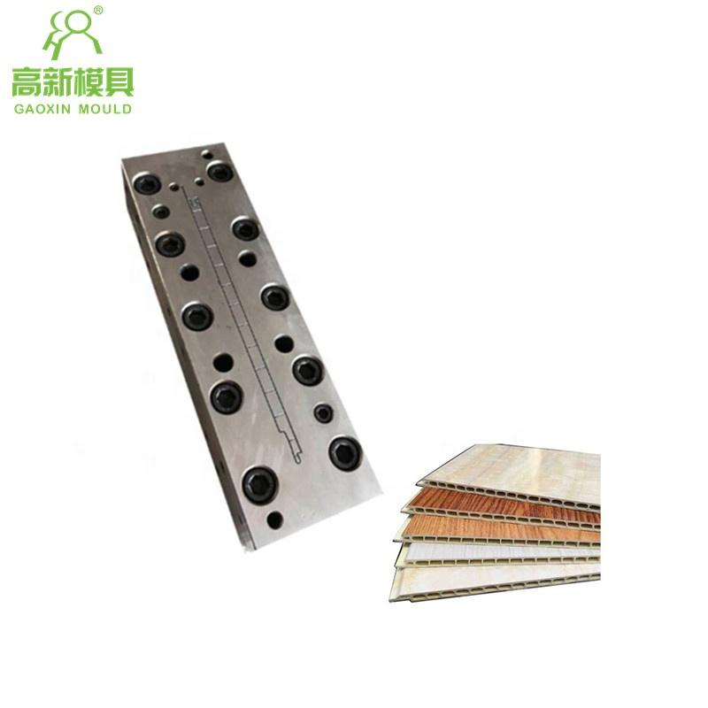 high quality wpc decking extrusion mould extrusion die 6