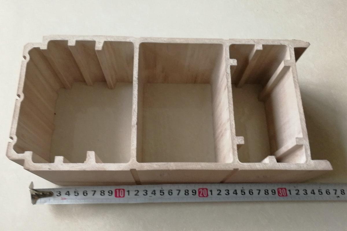 hot sale composite decking flooring extrusion mould  3