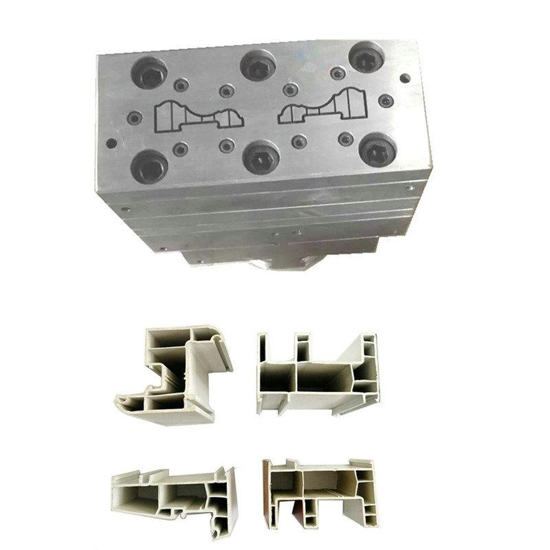 high quality upvcprofile extrusion mould extrusion die 2