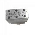 hot sale upvc window profile extrusion mould extrusion machine  3