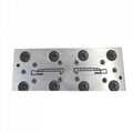 hot sale upvc window profile extrusion mould extrusion machine  6