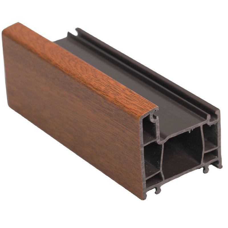 hot sale upvc window profile extrusion mould extrusion machine  1