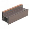 hot sale upvc window profile extrusion mould extrusion machine  7