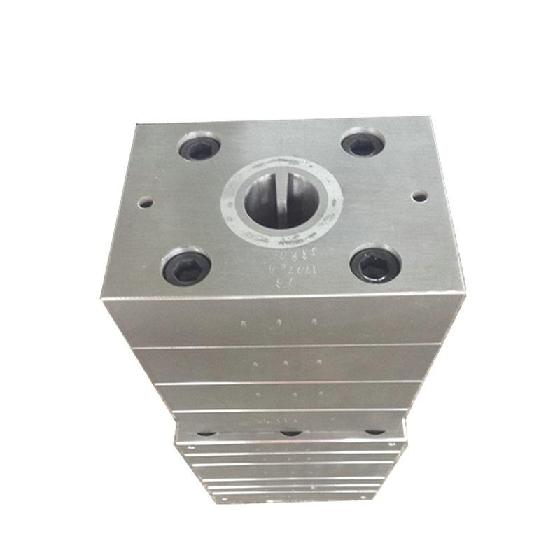 WPC profile extrusion mould on stock / second hand extrusion mould on sale  6