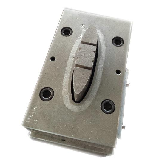 WPC profile extrusion mould on stock / second hand extrusion mould on sale  7