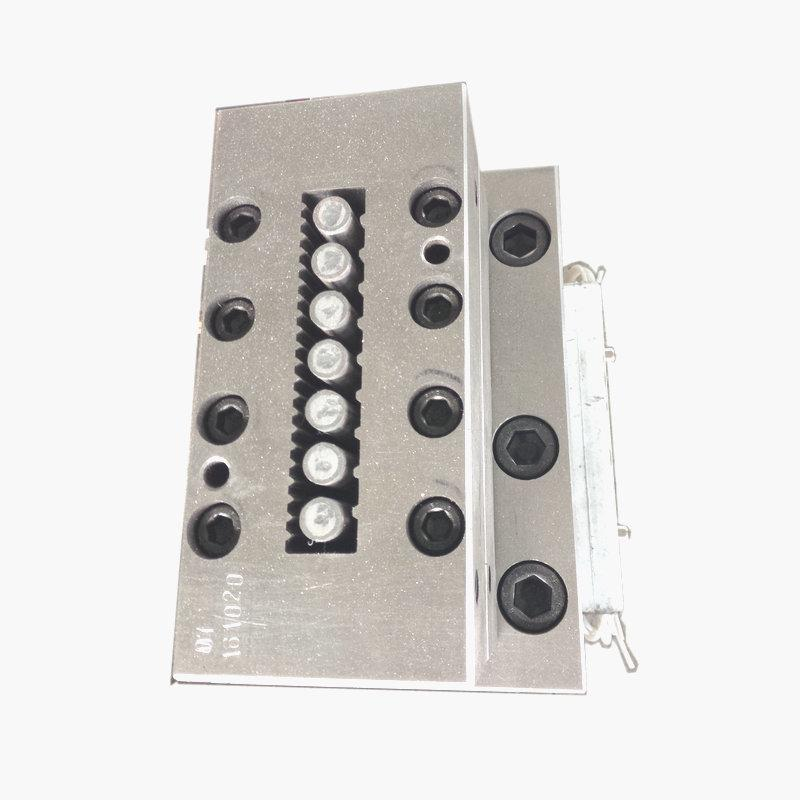 WPC profile extrusion mould on stock / second hand extrusion mould on sale  9
