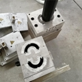 new design extrusion mould for pvc skirting board   2
