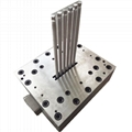 new design extrusion mould for pvc skirting board