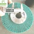 Abrasive wheel for WPC decking /Abrasive sanding wheel for WPC decking 4