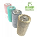 Abrasive wheel for WPC decking /Abrasive