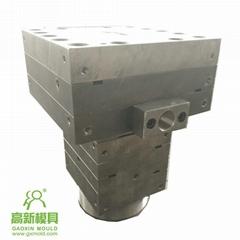 hot sale WPC profile extrusion mould