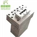 WPC extruder plastic mouldings