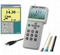 TES-1381 Conductivity & pH/ORP Meter