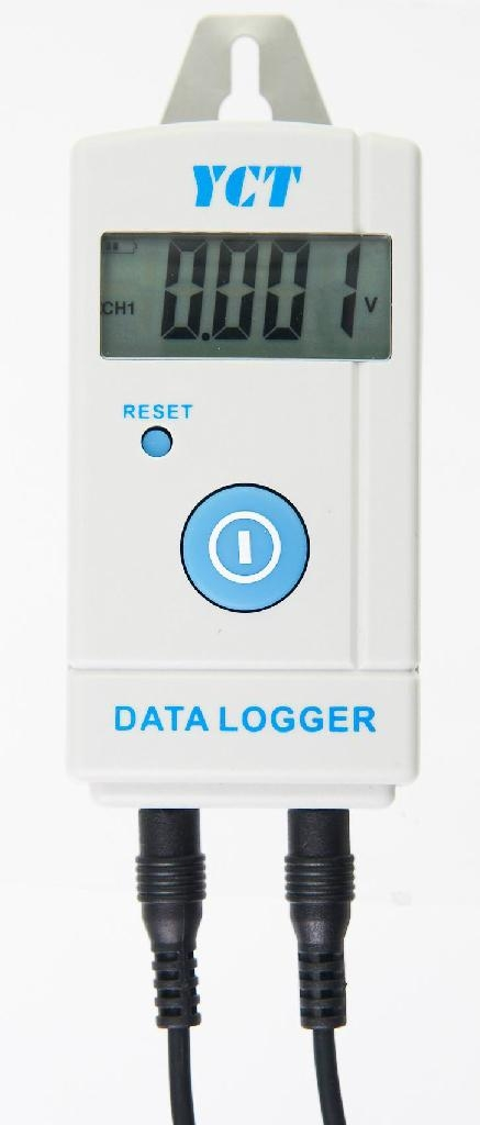 Electronic Water Meter Data Log : Dc voltage and current data logger r yct china
