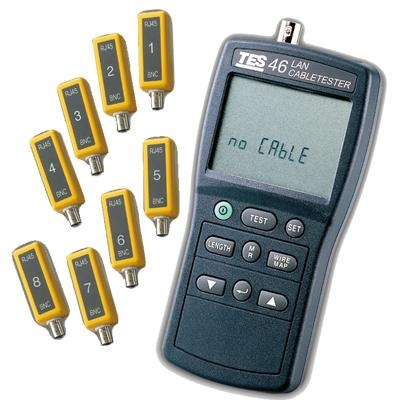 CAT-5 Lan Cable Tester  3