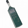 Humidity/Temperature Meter