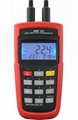 High Accuracy Dual input RTD thermometer