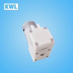 Smooth running 6/9/12v DC motor micro Air Pump with New Technology