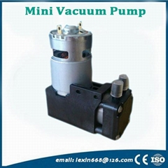 80kpa mini vacuum pump for body cupping with high lower noise