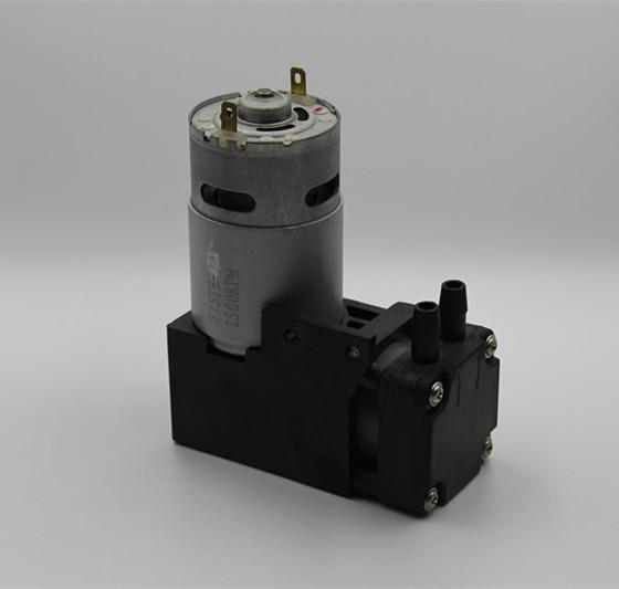 80kpa mini vacuum pump for body cupping with high lower noise 1