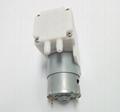competitive price 6/9/12/24 V electrical brush dc mini vacuum pump  1