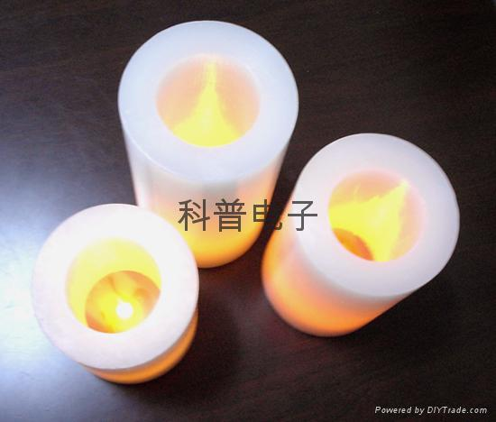 电子蜡烛灯(真蜡) 1