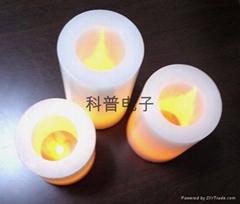 電子蠟燭燈(真蠟)
