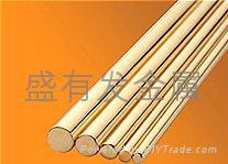 環保黃銅棒C3604BD