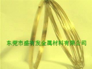 H62環保黃銅線 3